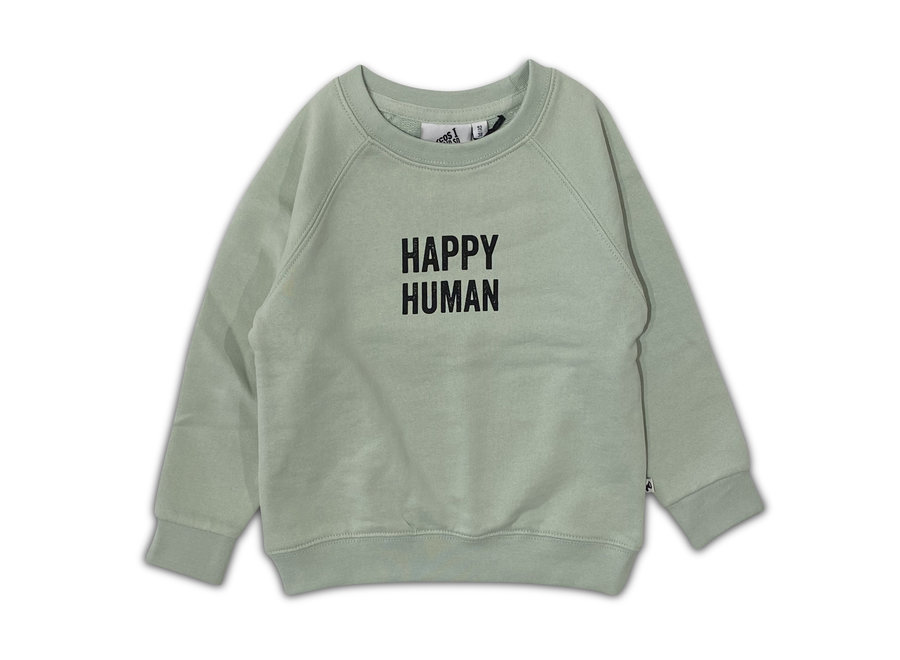 Cos I Said So - Sweater Happy Human - Surf