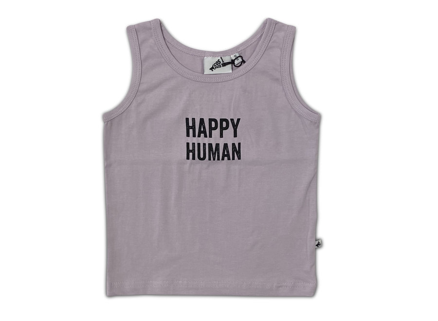 Cos I Said So - Tank Top Happy Human - Orchid