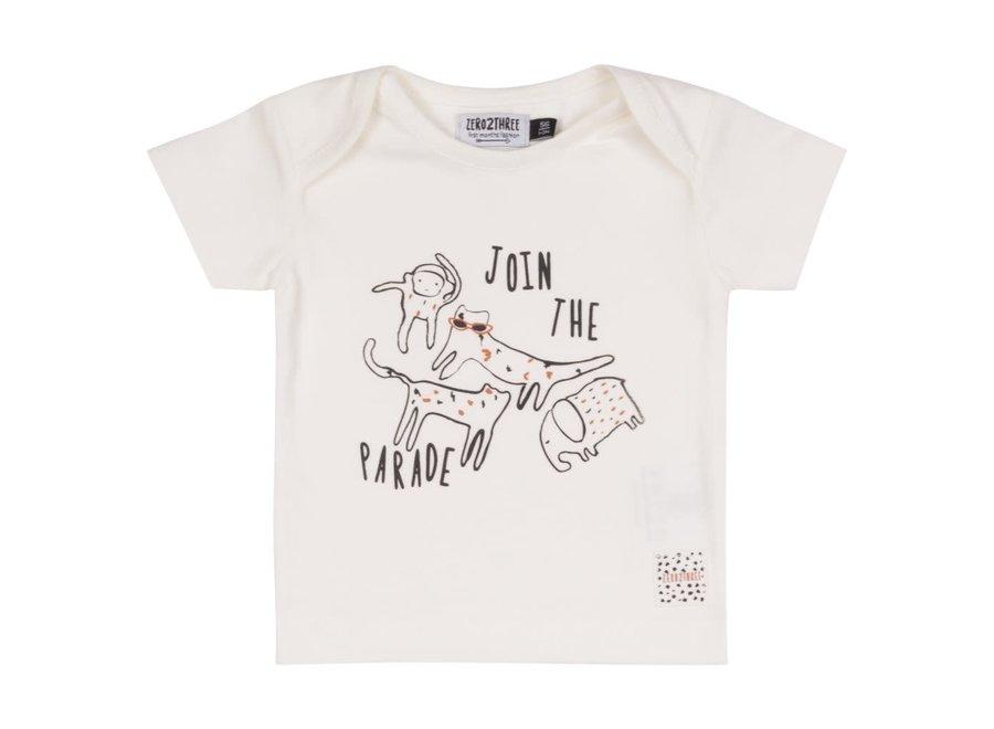 Zero 2 Three - T shirt