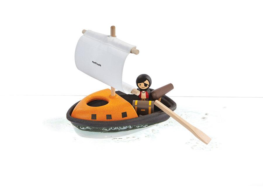 Plan Toys - Piratenboot