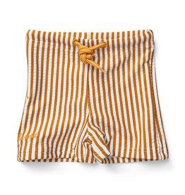 Liewood Liewood - Otto Swim Pants Seer - Mustard Stripe