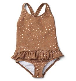 Liewood Liewood - Amara swimsuit - Confetti terracotta