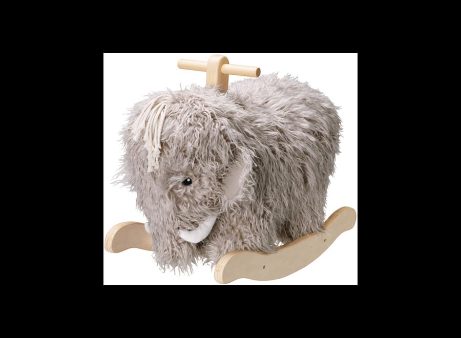Geboortelijst Aagje-  Kids Concept - Schommel Mammout
