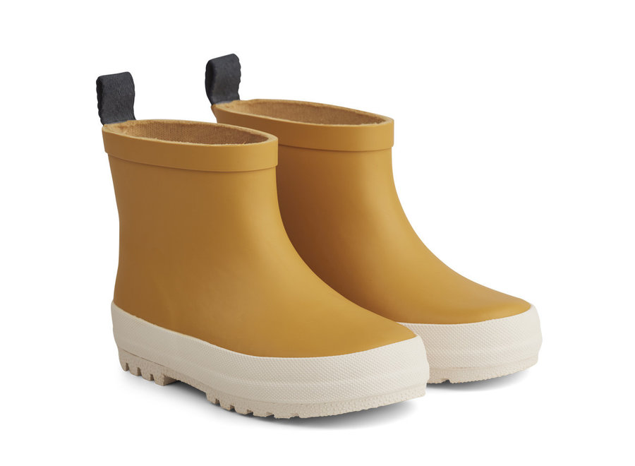 Liewood - Tekla Rain Boot - Yellow Mellow