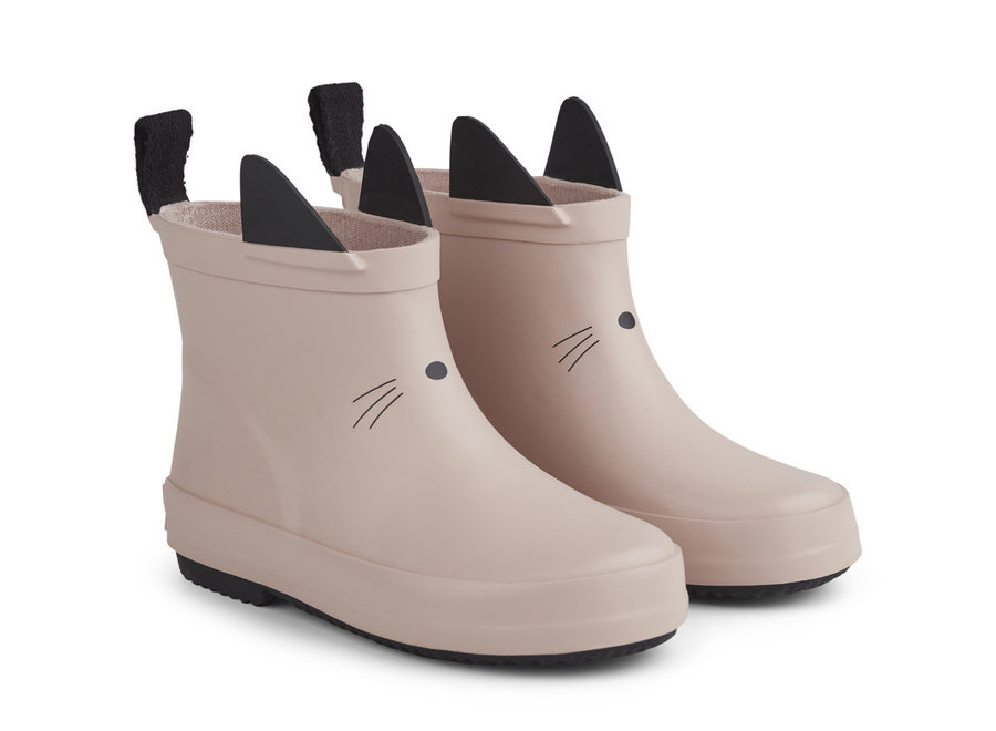 Liewood - Tobi Rain Boot - Cat Rose (maatje 24)