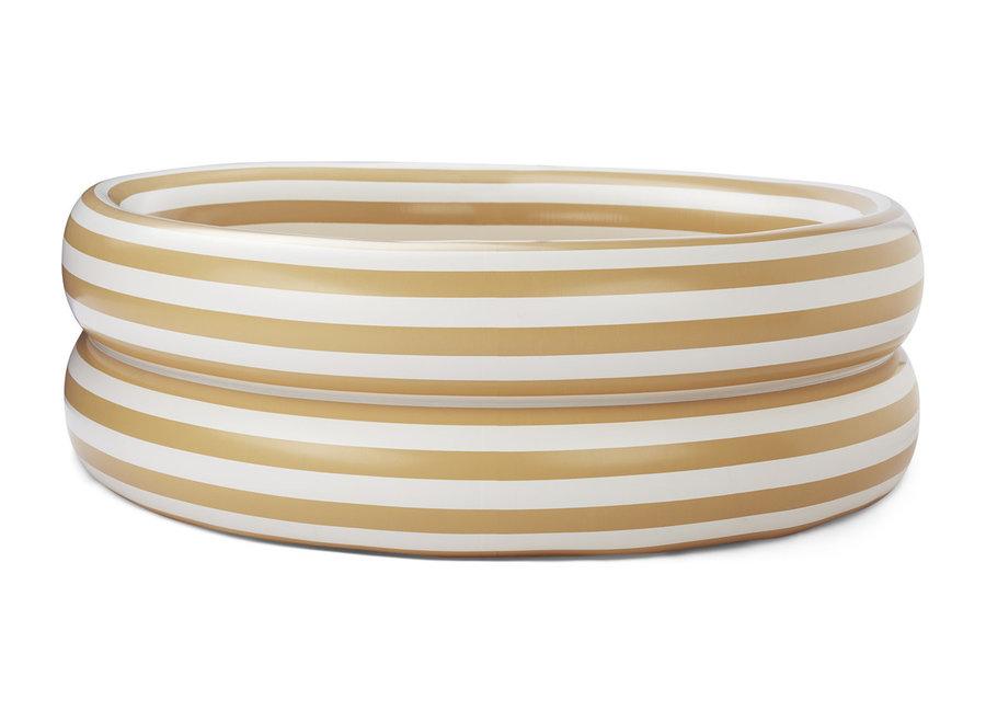 Liewood - Leonore Pool - Yellow Mellow / Stripe
