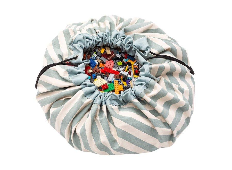 Geboortelijst Aagje -  Play & Go - Stripes Green