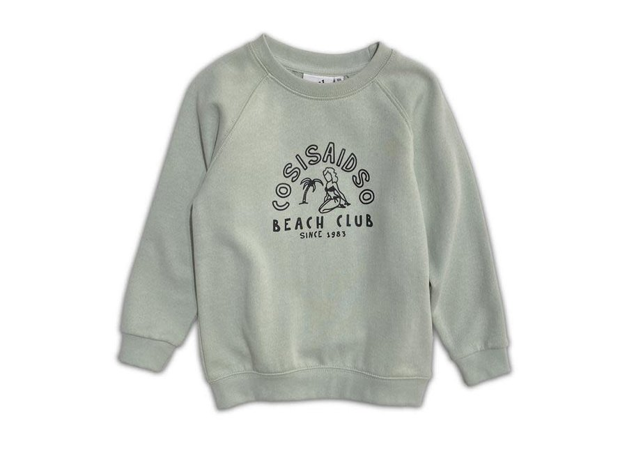 Cos I Said So - Sweater - Beach Club