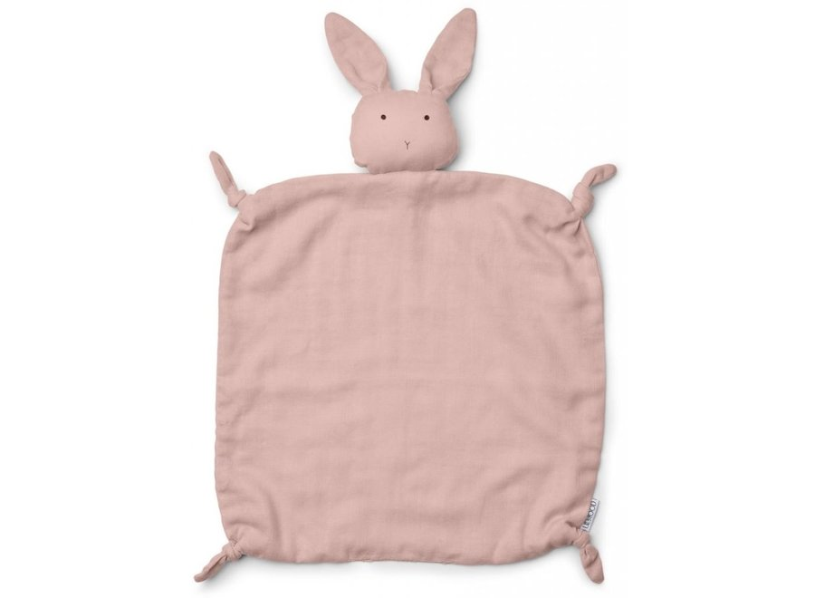 Liewood - Agnete Cuddle - Rabbit Rose