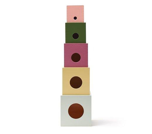 Blokken en torens