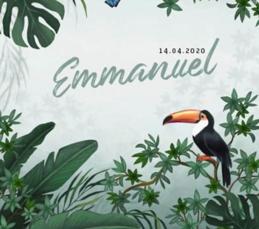 Geboortelijst Emmanuel