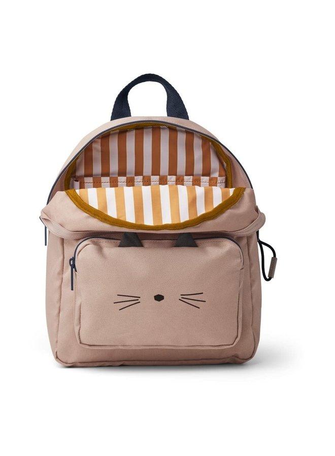 Geboortelijst Sarah - Liewood - Allan Backpack - Rugzak Cat Rose