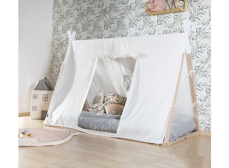 Childhome - Tipi Jeugdbed - Natural / White