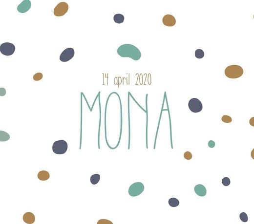 Geboortelijst Mona