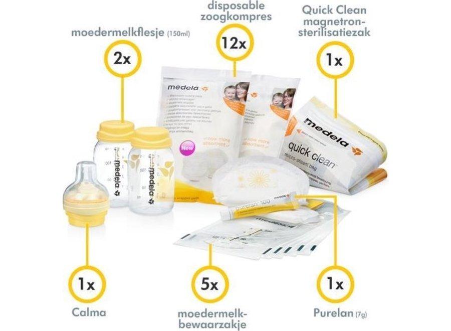Medela - Start kit breastfeeding