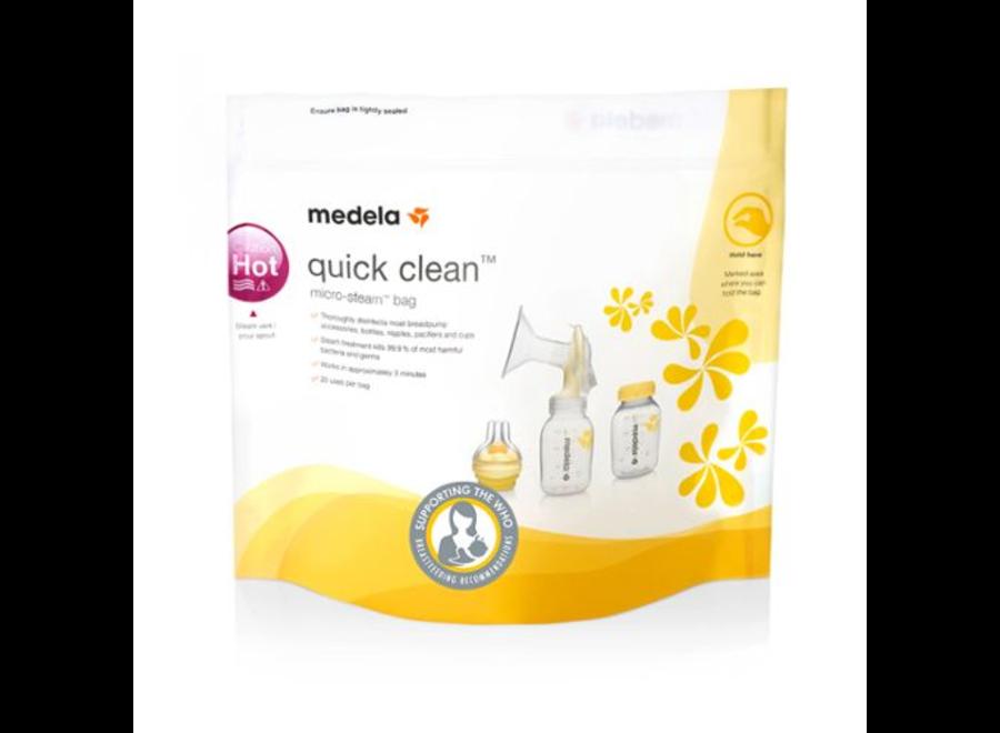 Medela - Quick Clean Magnetronzakjes
