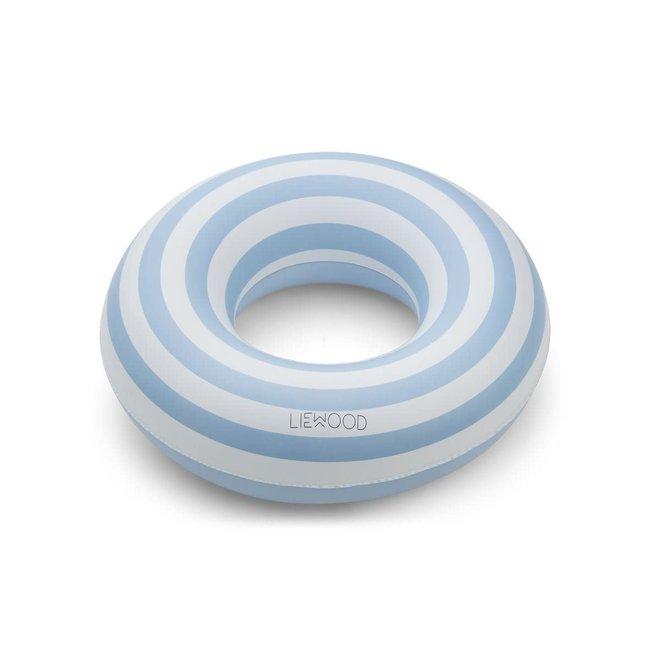 Liewood - Baloo Swim Ring - Blue Stripe