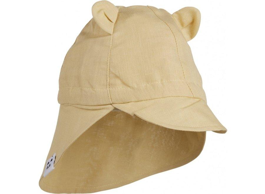 Liewood - Eric Sun Hat - Smoothie yellow