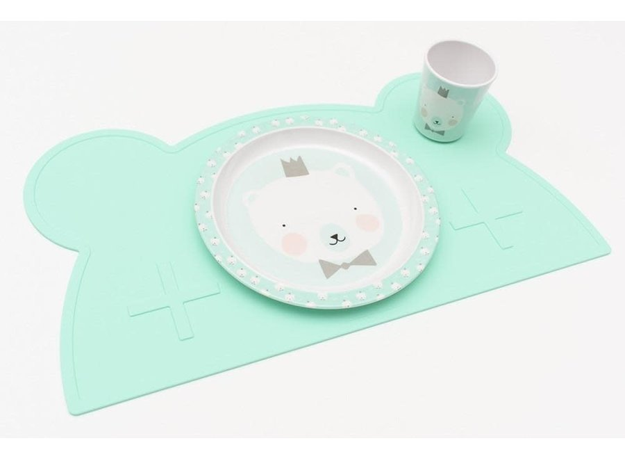 We Might Be Tiny - Placemat Bear