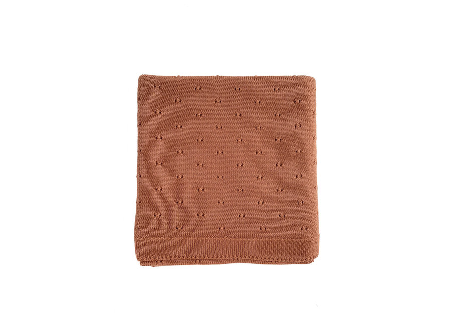 HVID - Blanket Bibi - Brick