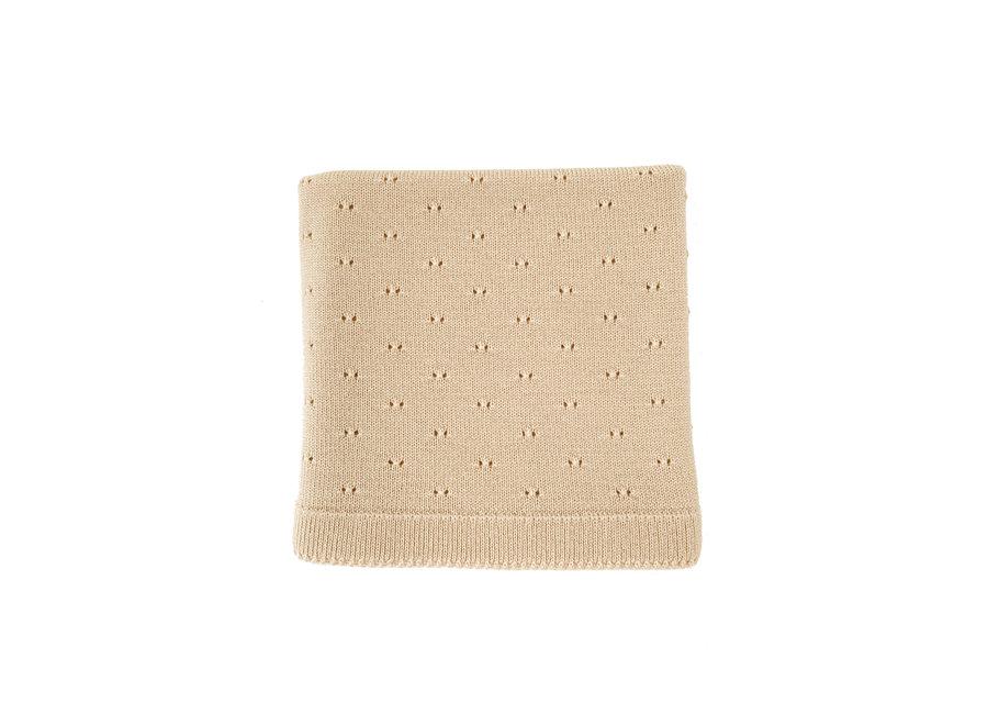 HVID - Blanket Bibi - Oat