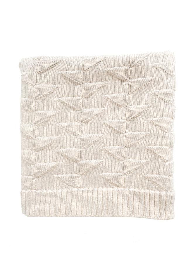HVID - Blanket Charlie - Off White