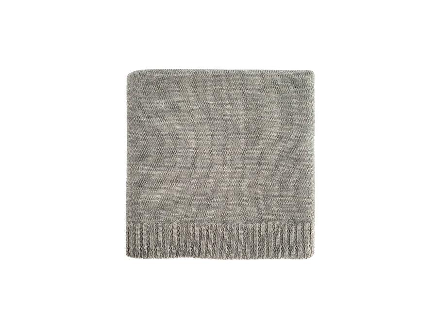 HVID - Blanket Didi - Grey Melange