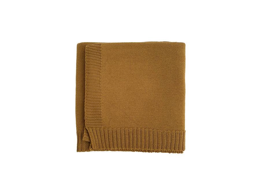 HVID - Blanket Didi - Mustard