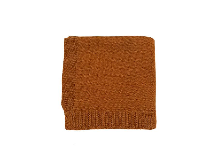 HVID - Blanket Didi - Rust