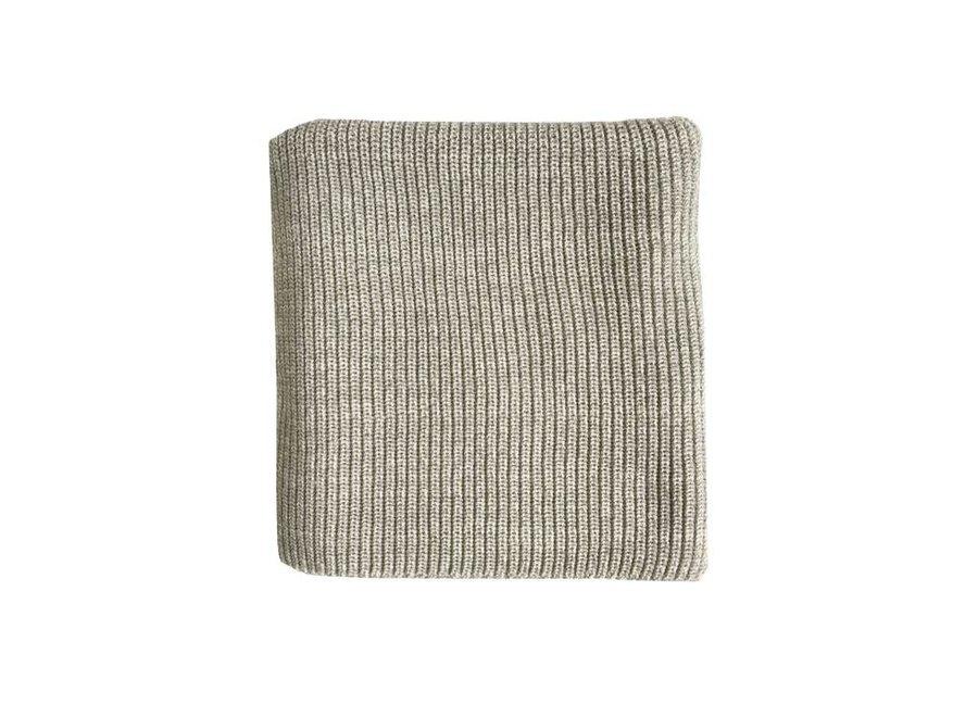 HVID - Blanket Anita - Grey Melange