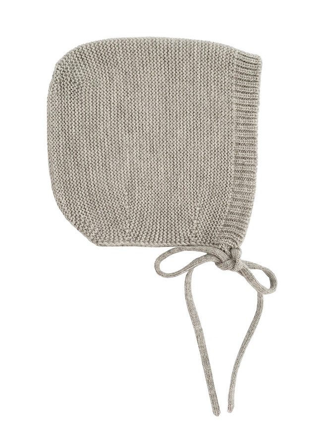 HVID - Bonnet dolly - Grey Melange