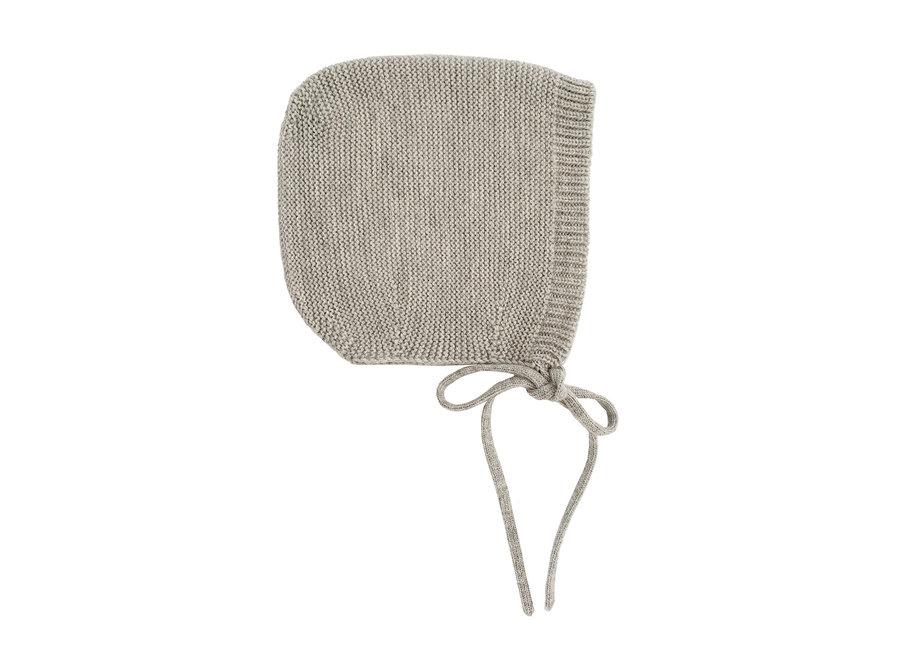 HVID - Bonnet dolly - Grey Melange