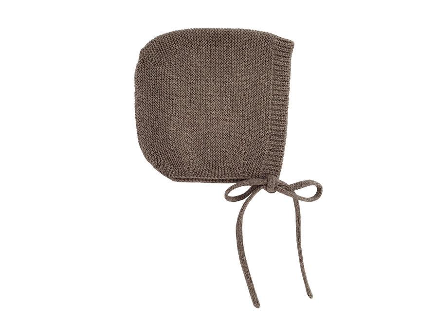 HVID - Bonnet dolly - Otter