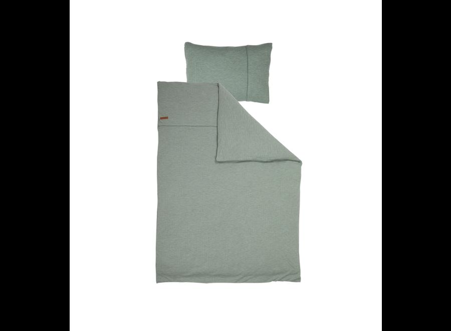 Copy of Little Dutch - Ledikant Dekenovertrek - Pure Grey