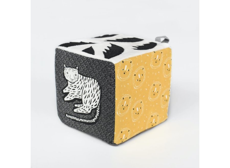 Wee Gallery - Soft Blocks - Jungle