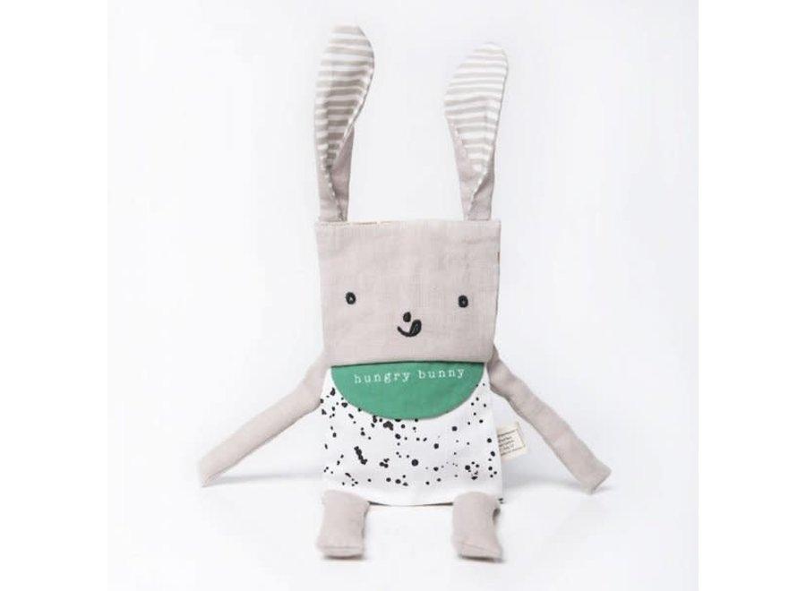 Wee Gallery - Flippy Friend - Bunny