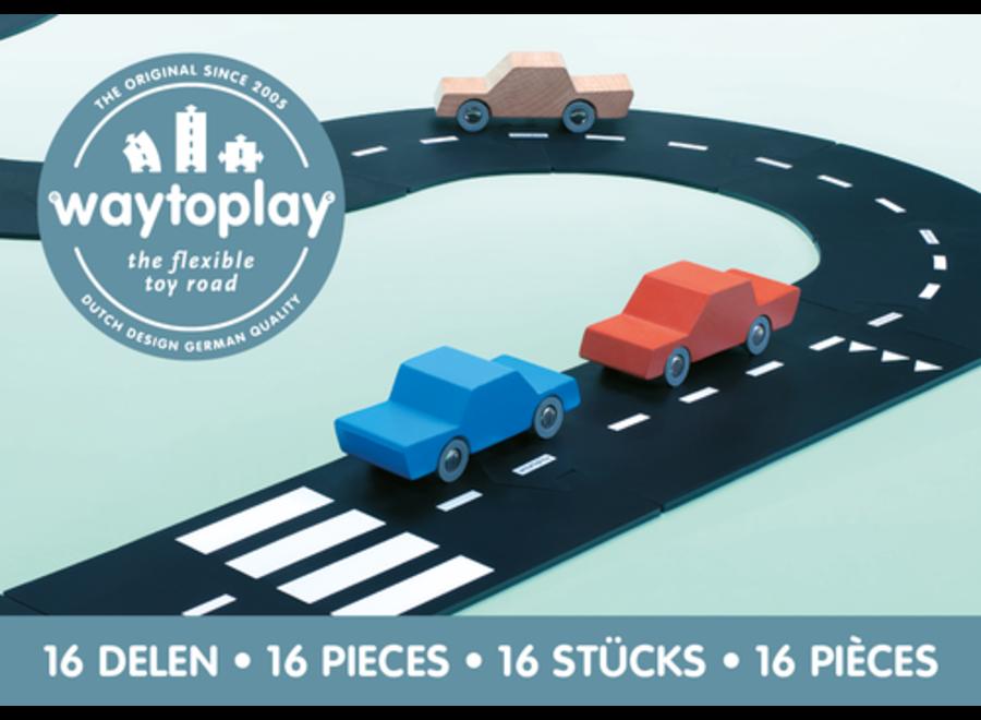 Waytoplay - Expressway (16 stuks)