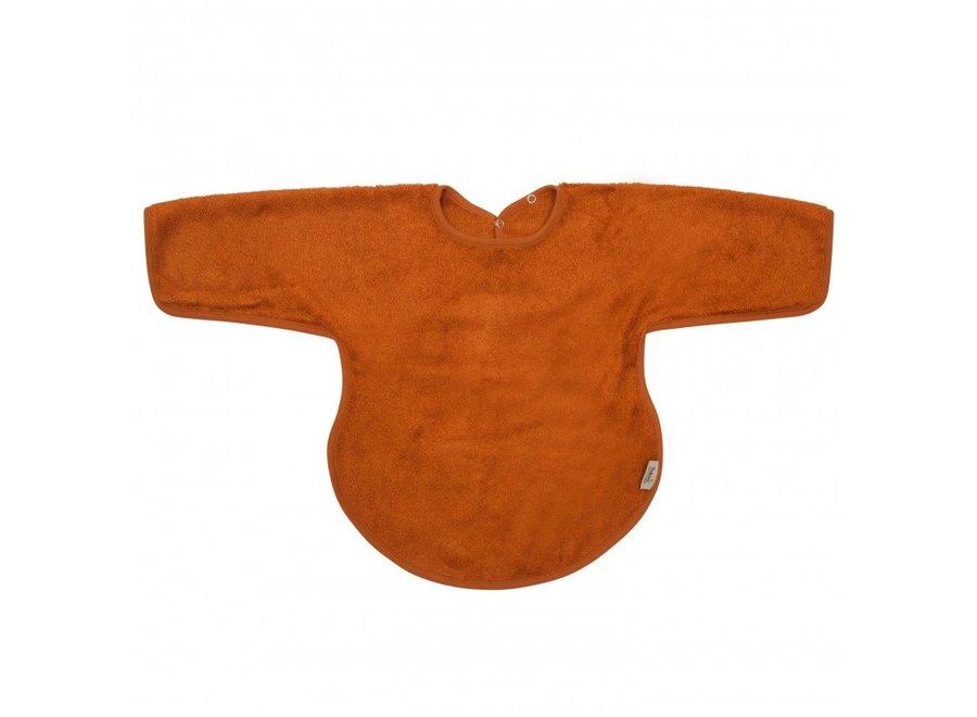 Geboortelijst Lara - Timboo - Slab met lange mouwen - Inca Rust