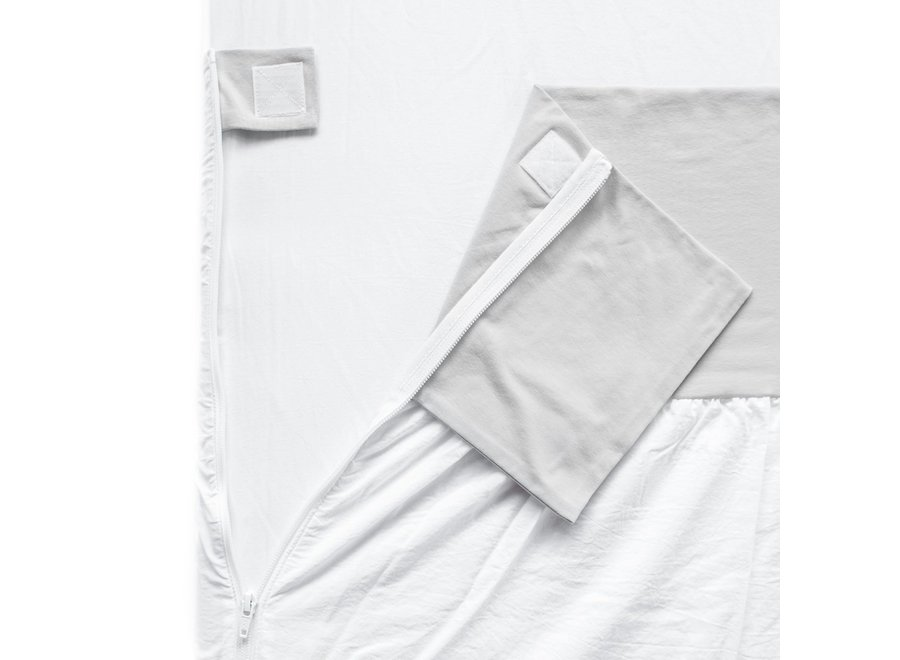 Nunki - Lakentje - Light Grey