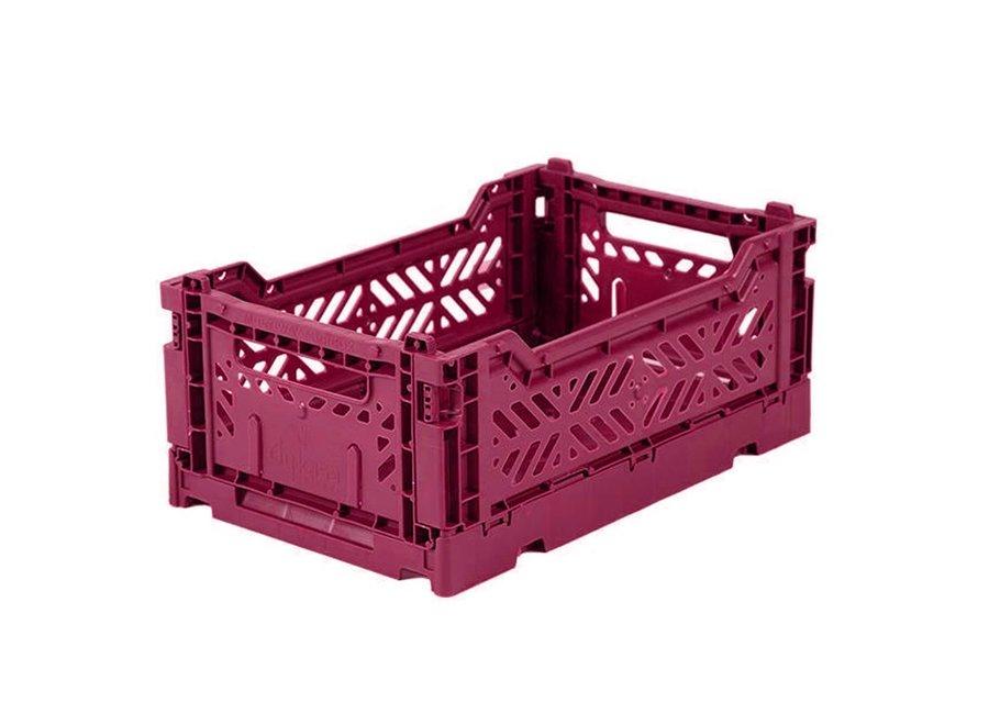 Lillemor - Folding Crate 'Chili Pepper' - Mini