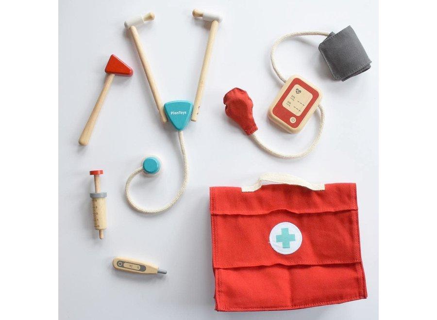 Geboortelijst Stéfanie -  Plan Toys - Dokter Set