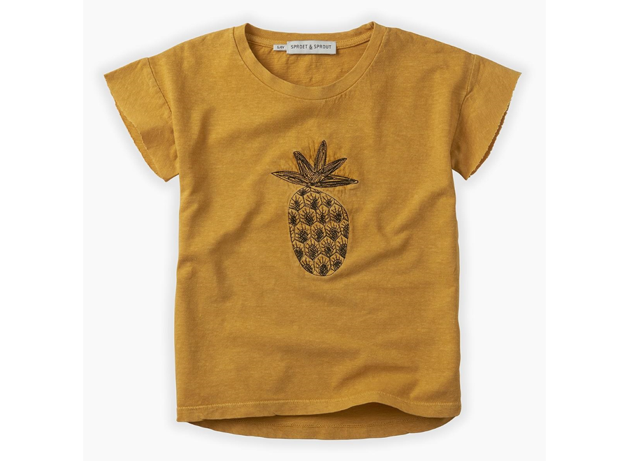 Sproet & Sprout - T-shirt Pineapple