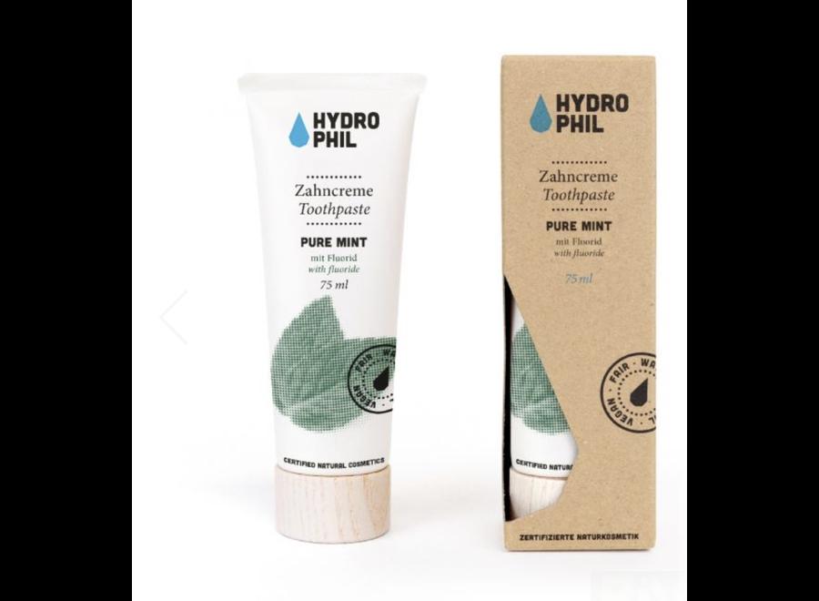 Hydrophil - Tandpaste - Pure Mint
