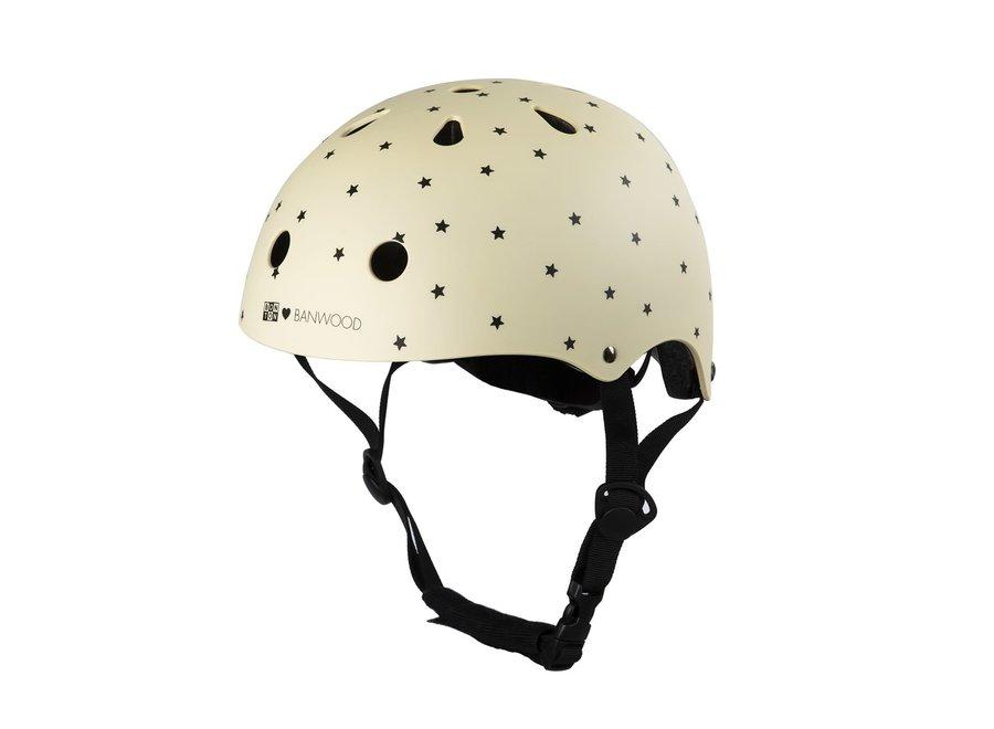 Banwood - Helmet - Bonton Matte Cream