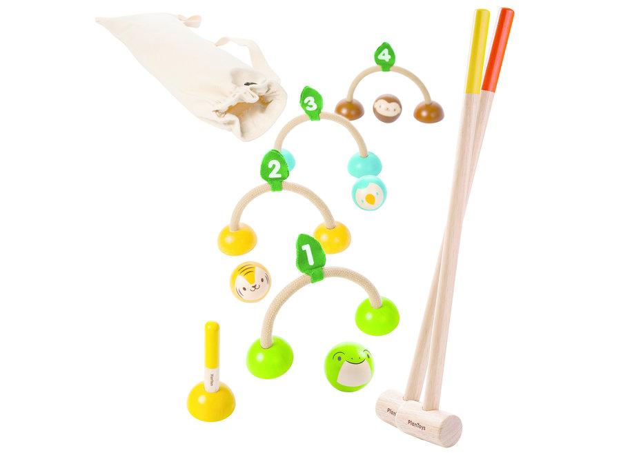 Plan Toys - Croquet