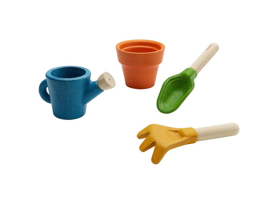 Plan Toys - Tuinier Set