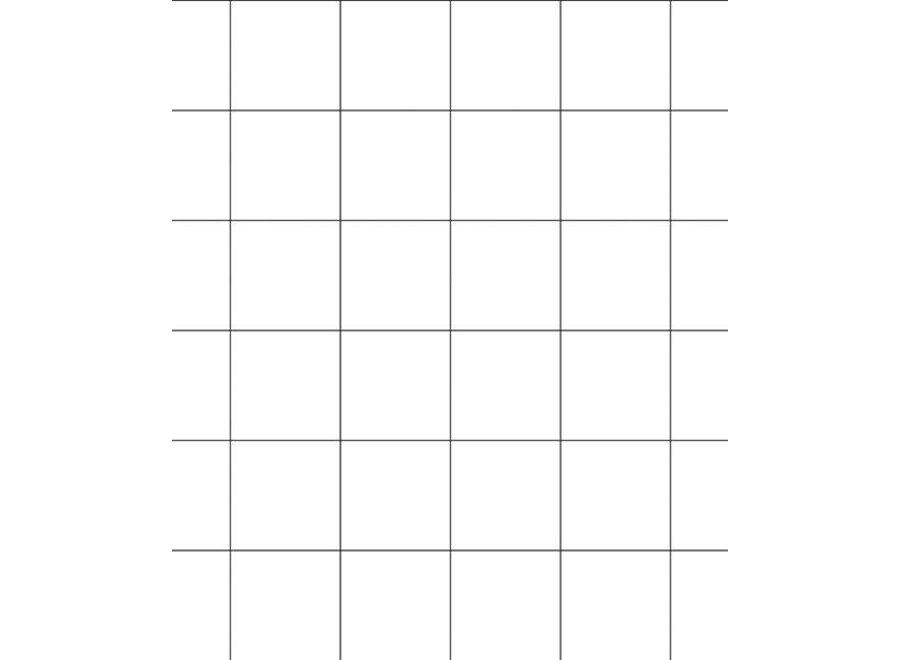 Geboortelijst Carolien - Behangpapier 'Big Tiles' - Deel 2