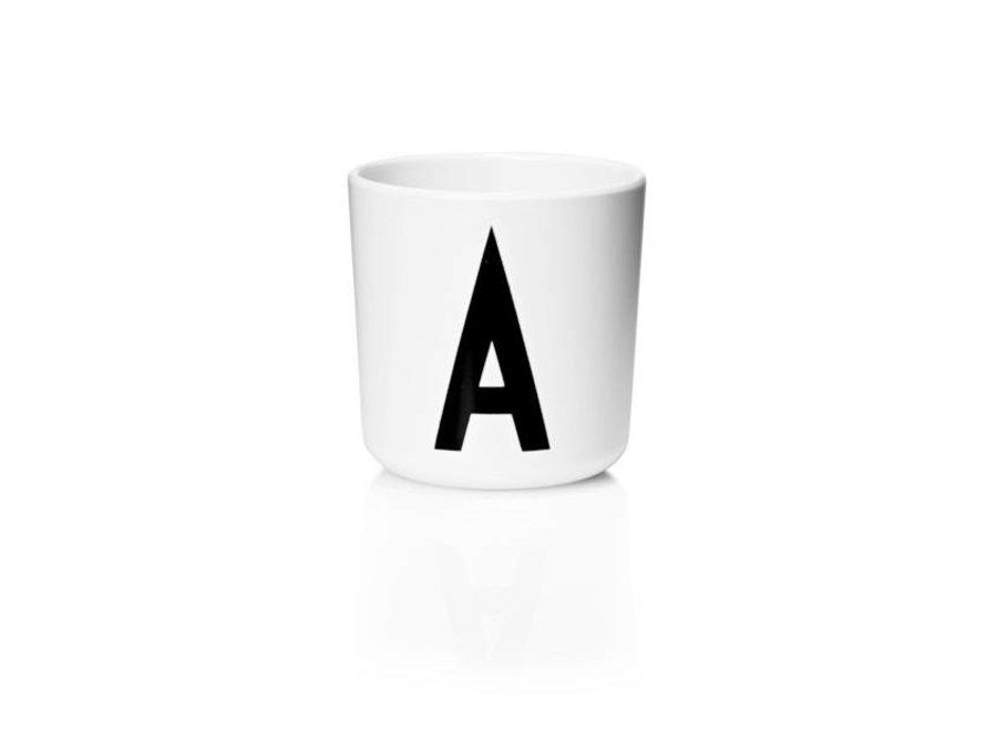 Geboortelijst Stéfanie - Design Letter - Drinkbeker A - D A