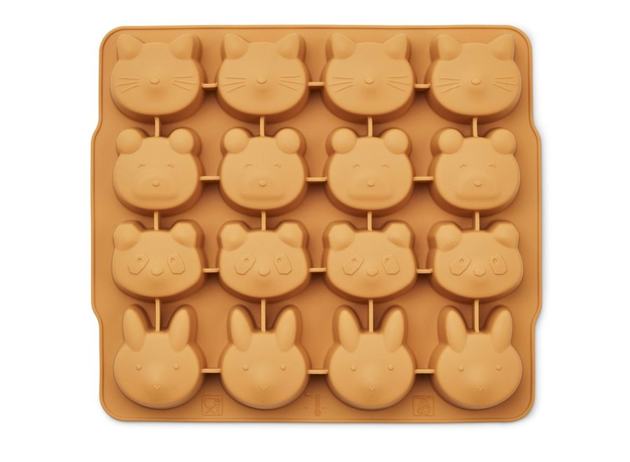Liewood - Sonny Ice Cube Tray - Rose Mix