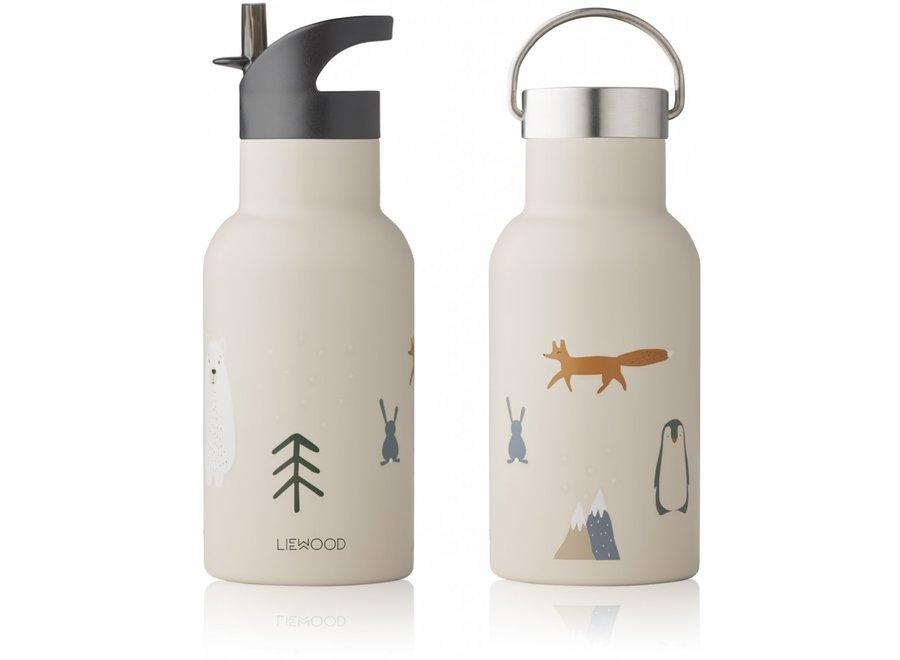 Liewood - Anker Bottle - Arctic Mix
